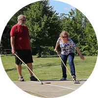 Shuffle board courts are part of the facilities & services offered at Sleepy Hollow Lake in Athens NY