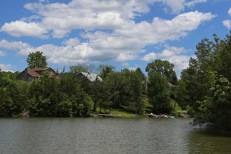 Sleepy Hollow Lake governance maintains the quality of the lake water