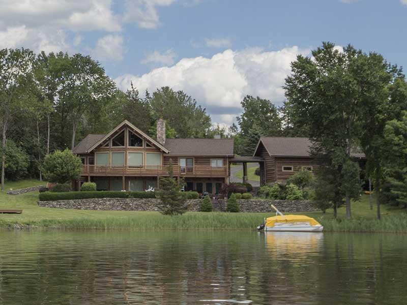Sleepy Hollow Lake Living